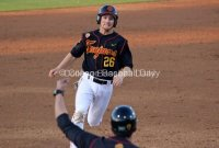 Blake Lacey scores from first.