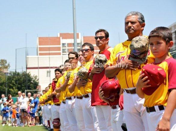 The USC Trojans.