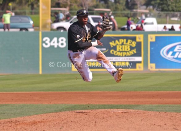 Xavier Turner is a baseball ninja. (Photo: Shotgun Spratling)