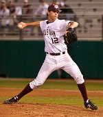 Texas A&M pitcher John Stilson sidelined with torn labrum