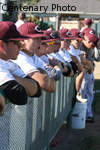 Centenary Baseball Visits Shriners Hospital
