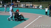 Duke Baseball at Miracle League of the Triangle