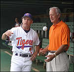 Bill Wilhelm and Jack Leggett