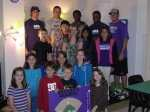 Stephen F. Austin Takes Part In Home Run Readers