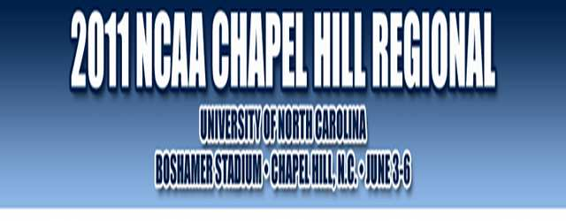 2011 NCAA Regional Preview: Chapel Hill