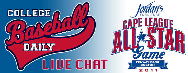 Live Chat Recap: 2011 Cape Cod Baseball League All-Star Game