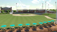 Coastal Carolina announces Facility Renovations to Baseball and Softball Facilities