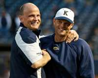 Kent State Inks Stricklin, Birkbeck To Contract Extensions