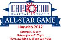 2012 Cape Cod Baseball League Playoff Schedule Announced