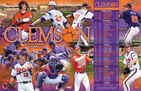 2013ClemsonBaseball