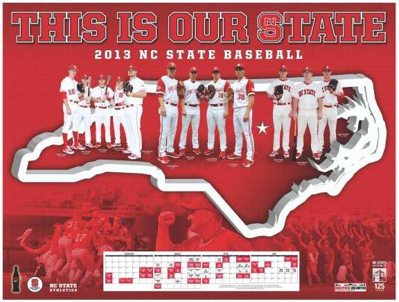 2013 NC State Baseball Poster-1