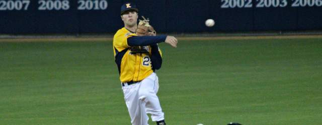CBD Photo Gallery: Kent State Gets First Win, Beat USD 9-5