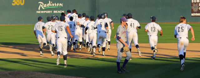 CBD Visit: Irvine Walks-Off With Doubleheader Sweep