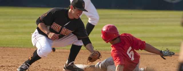 CBD Photo Gallery: Arizona State Defeats New Mexico 4-3