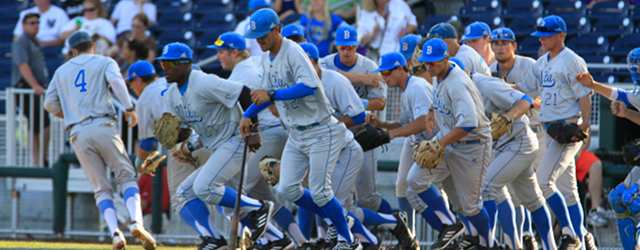 CBD Photo Gallery: 2013 CWS LSU v. UCLA