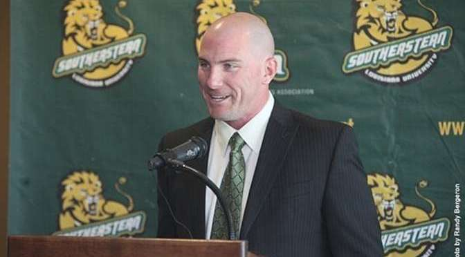 SE Louisiana names Matt Riser as Head Coach