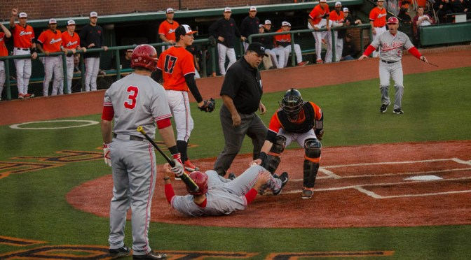 CBD Photo Gallery: Ohio State at Oregon State