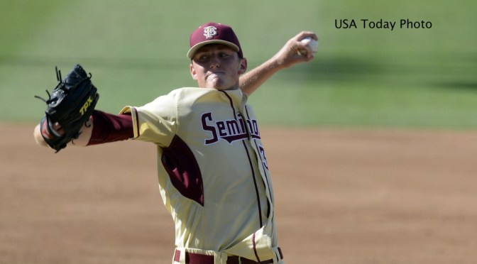 Florida State's Leibrandt looking to return