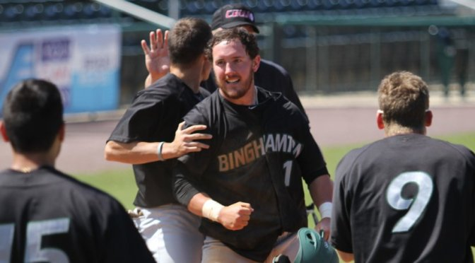 Binghamton edges Stony Brook in another Classic