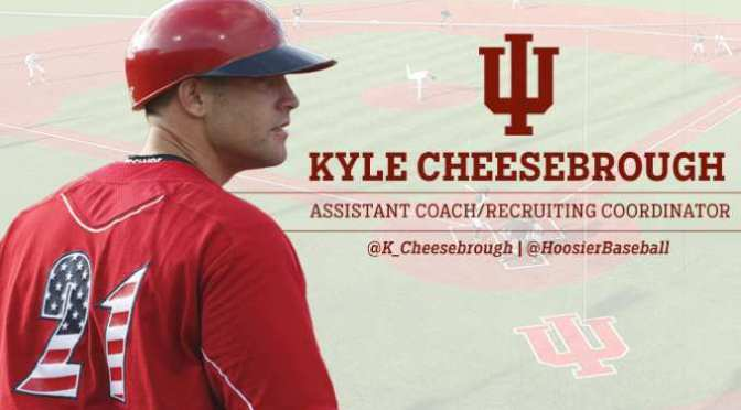 Get to know Indiana assistant Kyle Cheesebrough