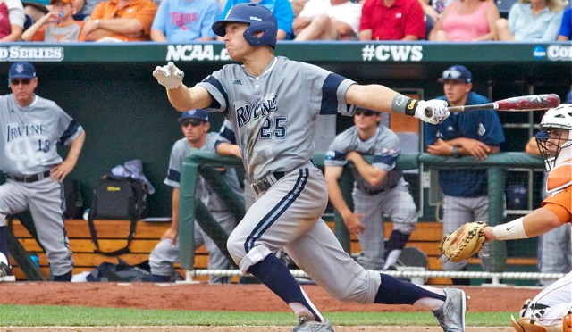 CBD Photo Gallery: Irvine Rallies Past Texas In Eighth