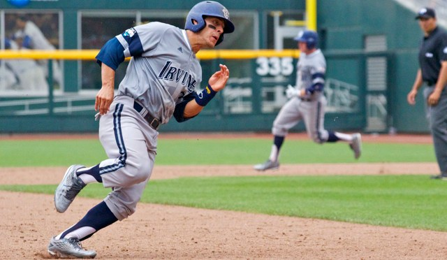 2014 CWS Game 1: UC Irvine 3 Texas 1