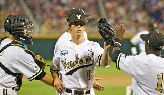 Vanderbilt's Embarrassment of Riches Gives Decided Advantage
