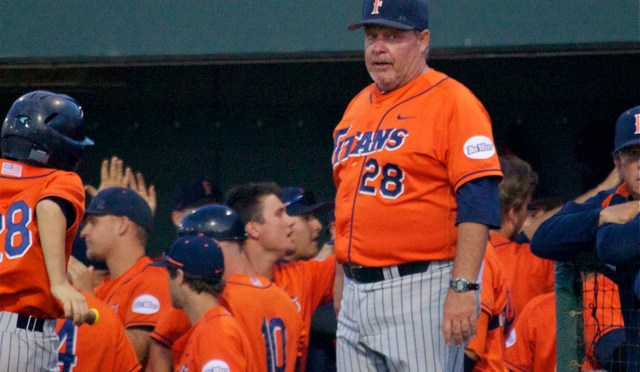 Fullerton Wins in Rick Vanderhook's Return