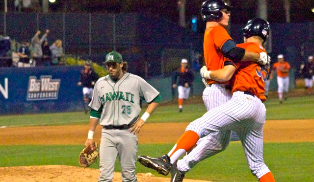 Fullerton Snaps 6-Game Losing Streak With Walk-Off