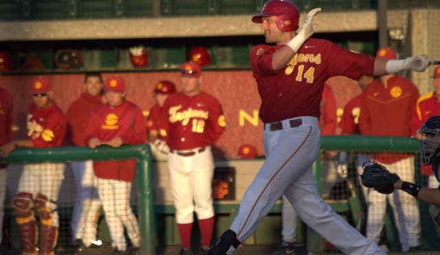 Outfielder Vahn Bozoian No Longer At USC