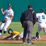 Mark-Mathias-gives-a-fist-pump-after-Kyle-Moses-is-tagged-out.-Photo-Shotgun-Spratling