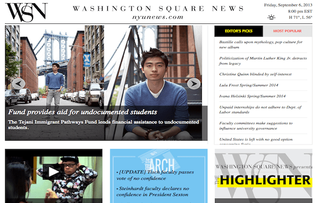 WashingtonSquareNews