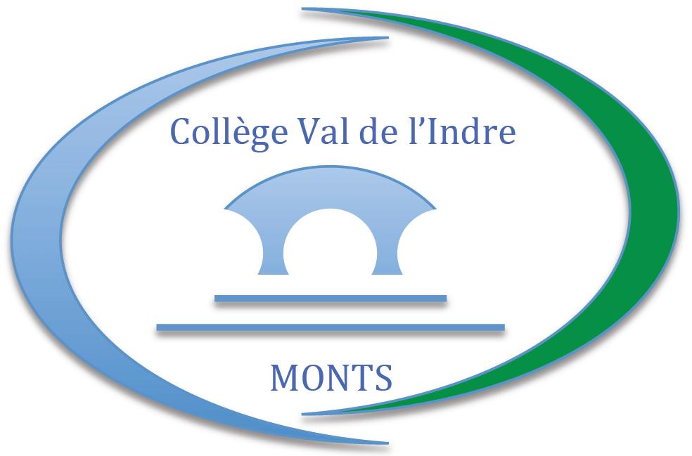 logo collège  Val de l'Indre