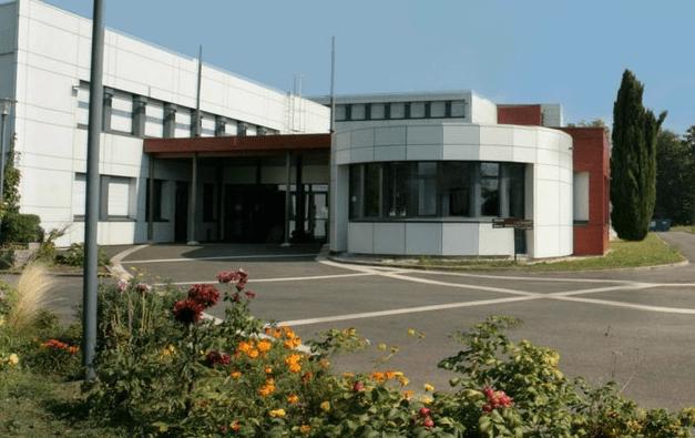 Collège val de l'Indre - entrée 2