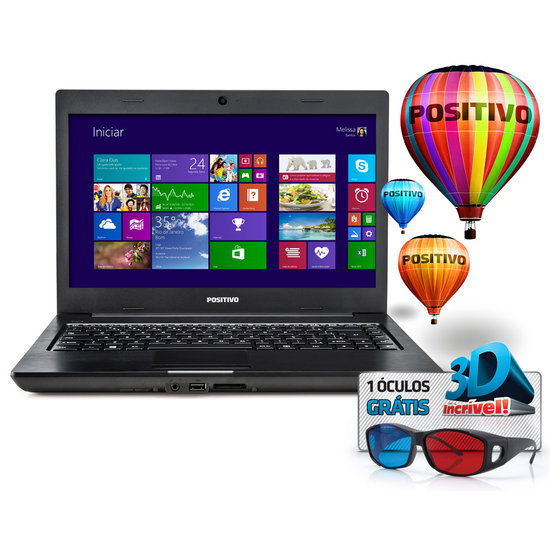 Baixar Drivers Notebook Positivo UNIQUE S2500 Windows 7/8