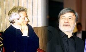 Franco Piersanti e Gianni Amelio