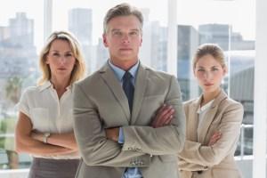 3 Business execs