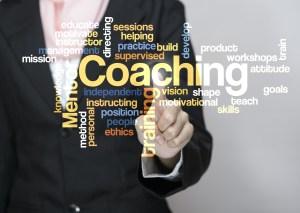 Coaching sign