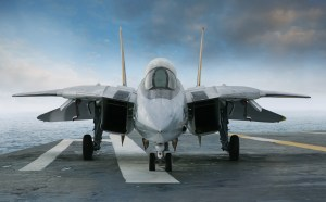 F-14 carrier