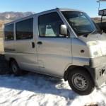 1999 Mitsubishi Micro Van U62V: Now Available!