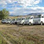16 Trucks Ready to Go Today, 9-21-16