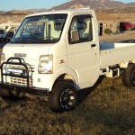 2007 Suzuki Carry Off-Road Package: Available Today!