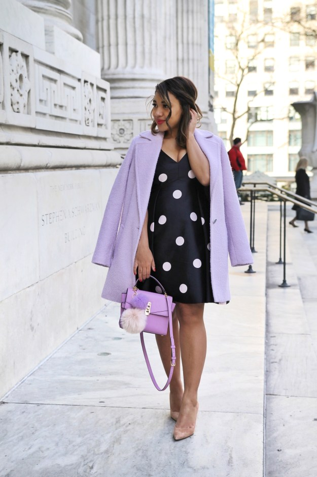 color me courtney spring fashion winter fashion what to wear for spring what to wear for winter color me courtney colormecourtney courtney quinn colormecourtney black fashion bloggers the best fashion bloggers black fashion bloggers to follow bloggers to follow gal meets glam with love from kat atlantic pacific who what wear what to wear spring style winter style spring outfits spring to winter style polka dots kate spade dress polka dot kate spade dress kate spade dress polka dots kate spade pokla dots