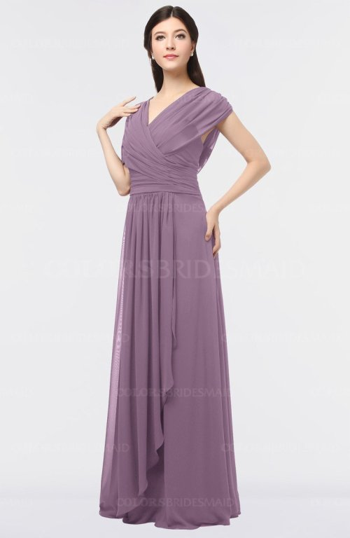 Medium Of Mauve Bridesmaid Dresses