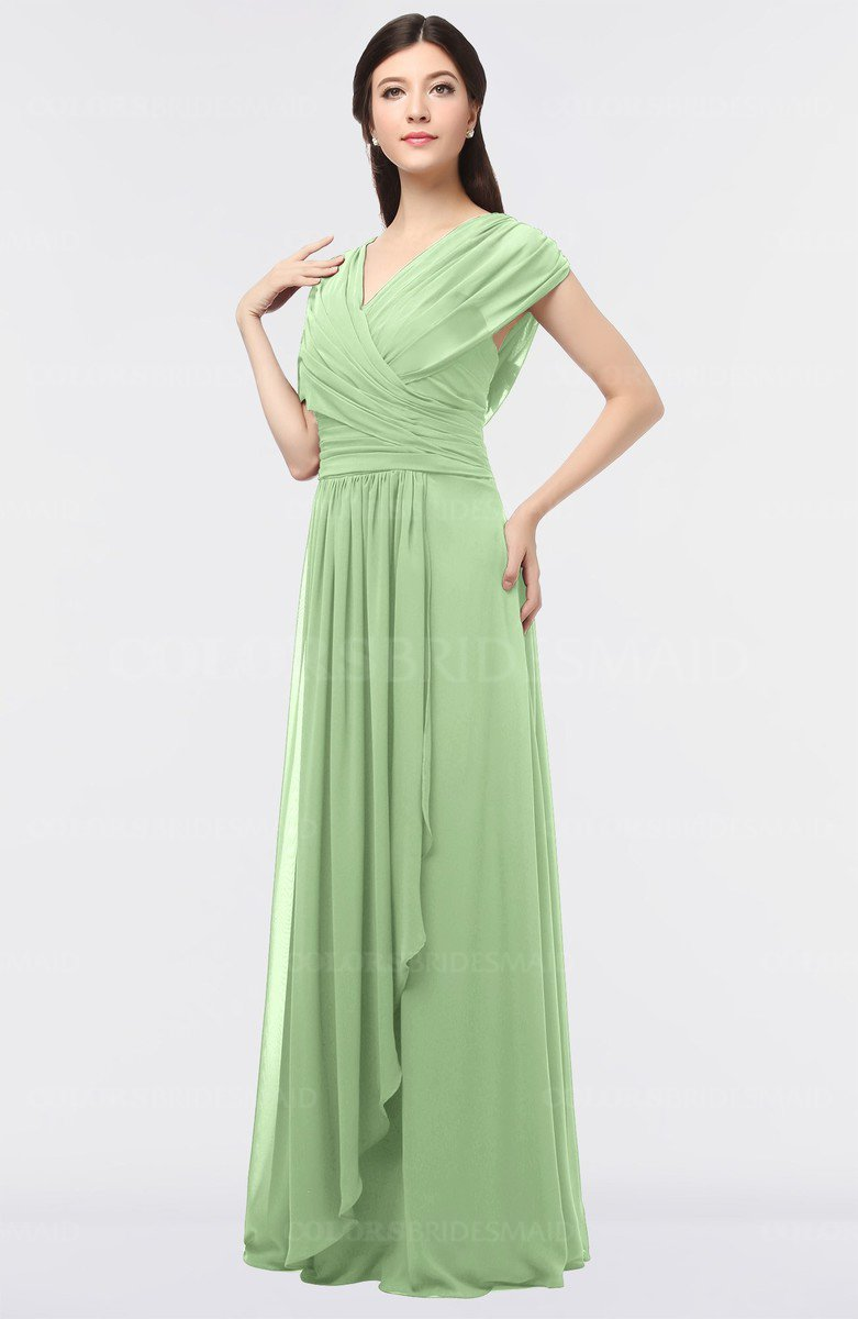 Majestic Colsbm Cecilia Sage Green Short Sleeve Zip Up Lengthruching Bridesmaid Colsbm Cecilia Sage Green Bridesmaid Dresses Colorsbridesmaid Sage Bridesmaid Dresses Length Sage Bridesmaid Dresses Alf wedding dress Sage Bridesmaid Dresses