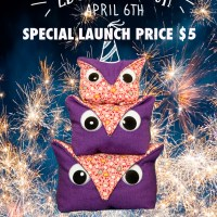 Ebook Launch of Sewing Projects for Kids