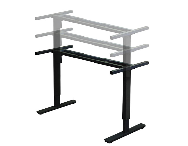Anthrodesk Sit to Stand Height Adjustable