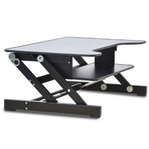 Smonet Height Adjustable Standing Desk Riser Stand