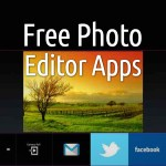 Top 5 Free Photo Editor Apps