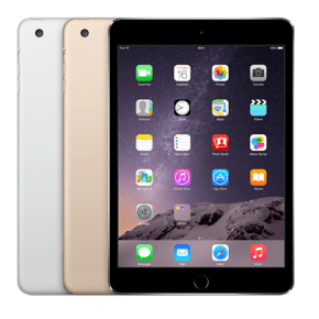 iPad mini 3 vs iPad mini 2 for Education